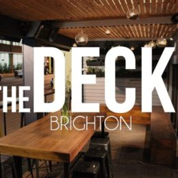 The Deck Brighton Functions