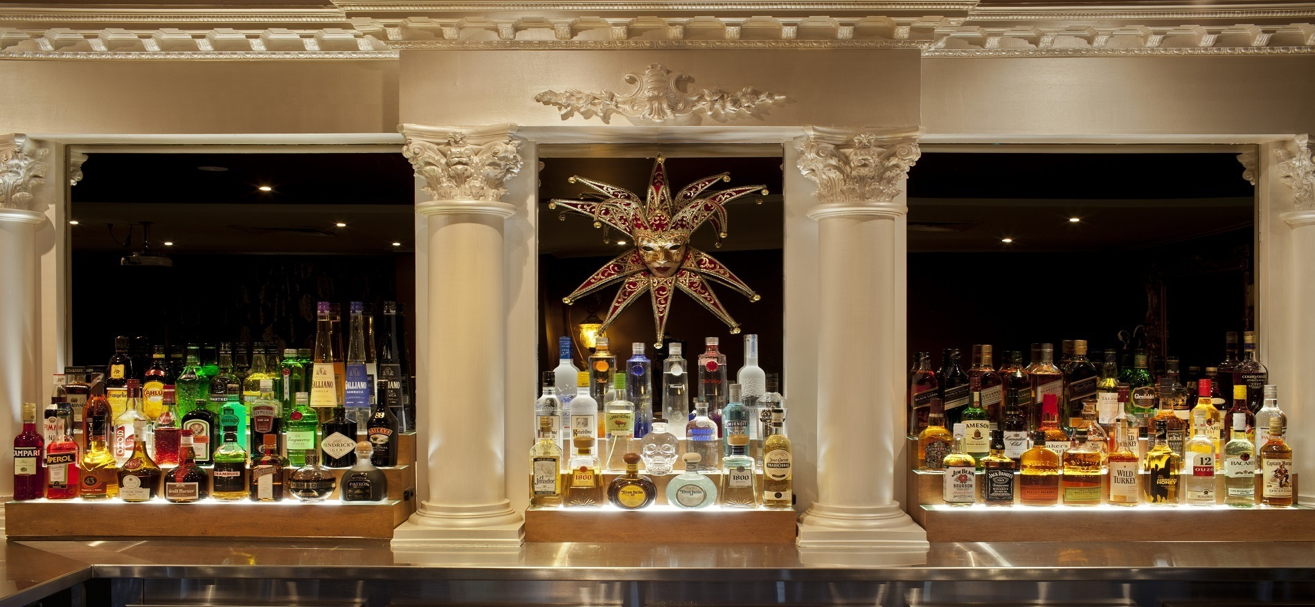 Masque Bar Function Space