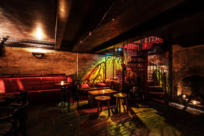 St Luja St Kilda Whiskey Cocktail Bar Venue