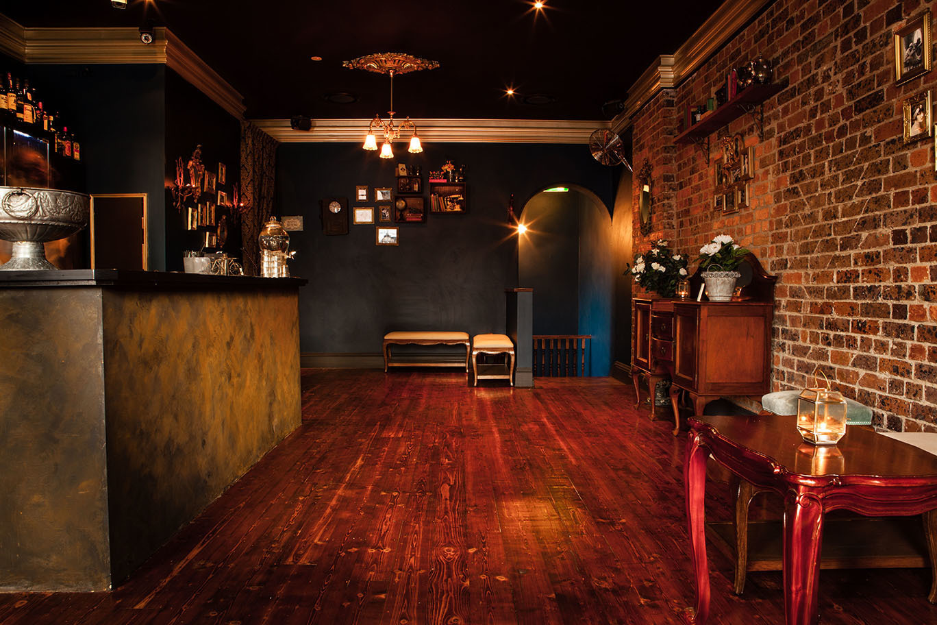 Antique Bar Party Venue Elsternwick