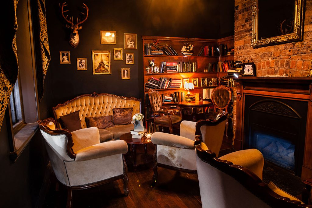 Antique Bar Party Venue Elsternwick