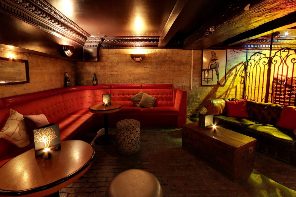 St Luja Whisky and Cocktail Bar Venue Hire